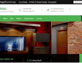#14 for Design and build of Real Estate website by hadayethm1999