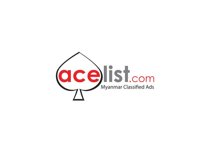 Inscrição nº                                         68                                      do Concurso para                                         company logo icon with acelist.com and Myanmar classifieds ads text