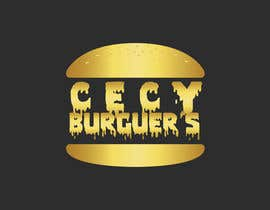 #20 for design of burguer place logo for CECY BURGUER´S by llcit