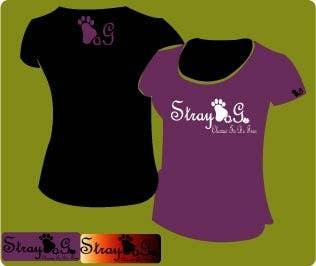 Penyertaan Peraduan #                                        20                                      untuk                                         Design a T-Shirt for StrayDog (6-8 WINNERS)