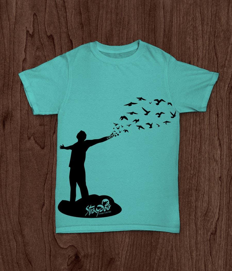 Penyertaan Peraduan #                                        112                                      untuk                                         Design a T-Shirt for StrayDog (6-8 WINNERS)