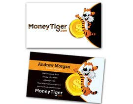 #129 for design business card for Money Tiger by bwcdesignsbykc
