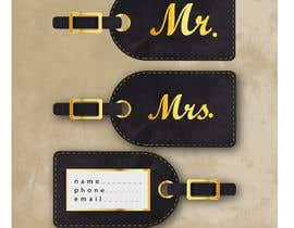 #12 for make me a design for luggage tag by karunanithihari