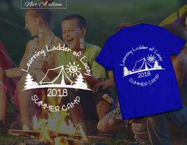 #24 for Design a T-Shirt for a Summer Camp by nurallam121
