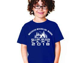 #5 for Design a T-Shirt for a Summer Camp by jpsosa06