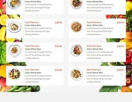 #25 for Build me a catering website by Graphicans