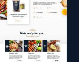 #22 for Build me a catering website by dataedge12