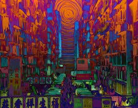 #6 cho Change a London photo to comics style illustration (and add a Hong Kong street market) bởi creativetools