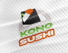 #26 for Design sushi store logo by debbiehireme