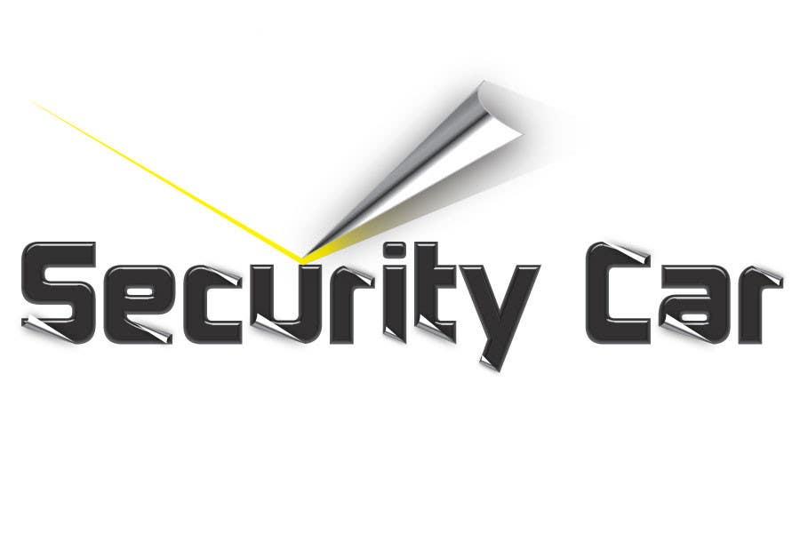 Конкурсная заявка №11 для Logo Design for Security Car