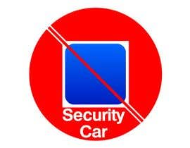 #79 para Logo Design for Security Car por sukeshhoogan