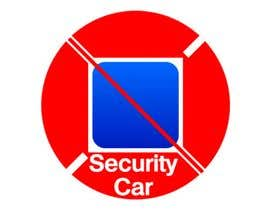 #80 untuk Logo Design for Security Car oleh sukeshhoogan