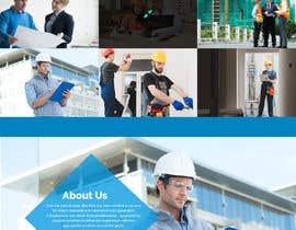 #4 Innovative civil engineering firm seeks a new modern website részére saidesigner87 által