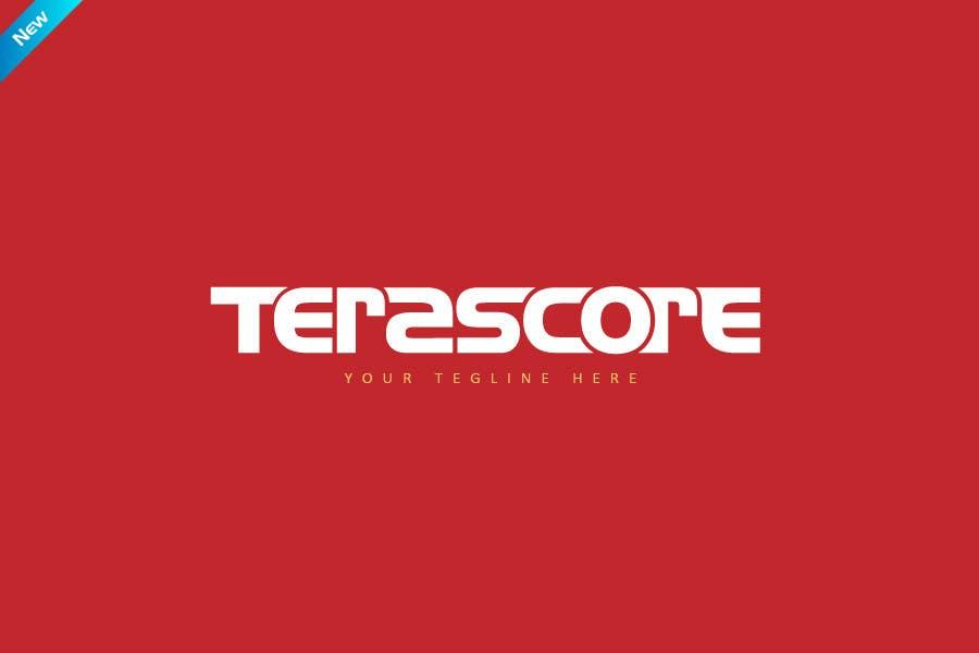 Proposition n°                                        222                                      du concours                                         Logo Design for Terascore