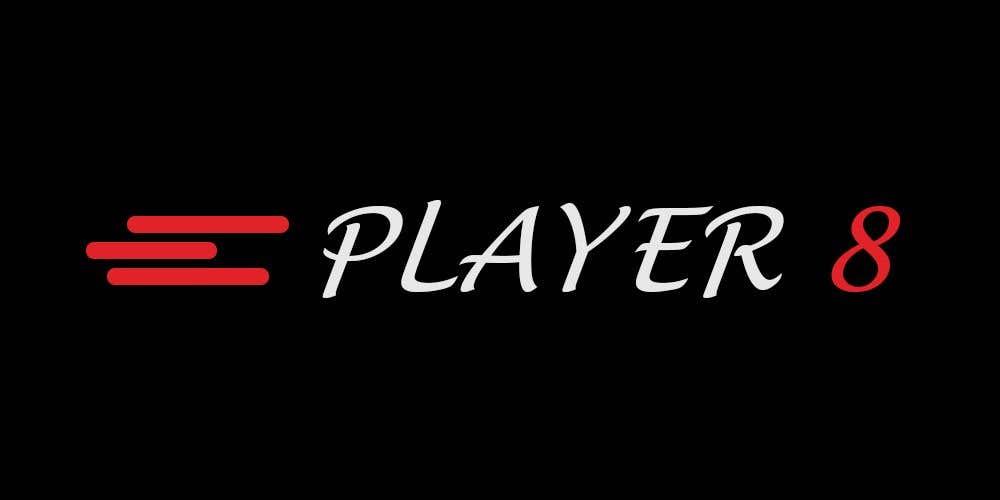 Konkurrenceindlæg #38 for Logo web y RRSS para sitio player8.cl