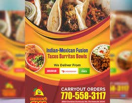 #8 for Need Graphic Design for My Restaurant Flyer af meenapatwal