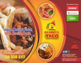 #75 for Need Graphic Design for My Restaurant Flyer af meenapatwal