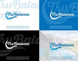 #4 for Tru Balance Water Company Logo Design by davidtedeev