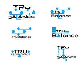 #18 for Tru Balance Water Company Logo Design af shamandelarea