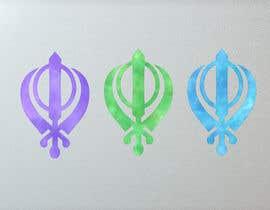 #7 for sikh symbol khanda by ouahab