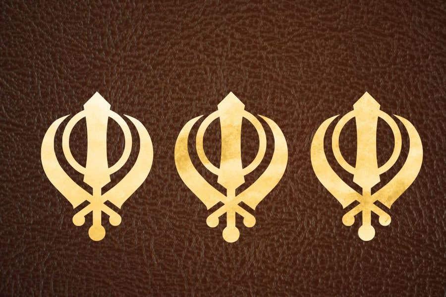Entry 11 By Conceptgraphic For Sikh Symbol Khanda Freelancer