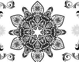 #1 cho Illustrate cool arabesque 2.5 cm X 15 cm bởi brookrate