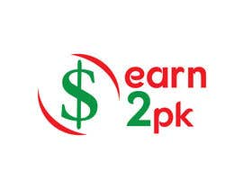 #11 for Design a Logo for Earn2pk.com by Dzery