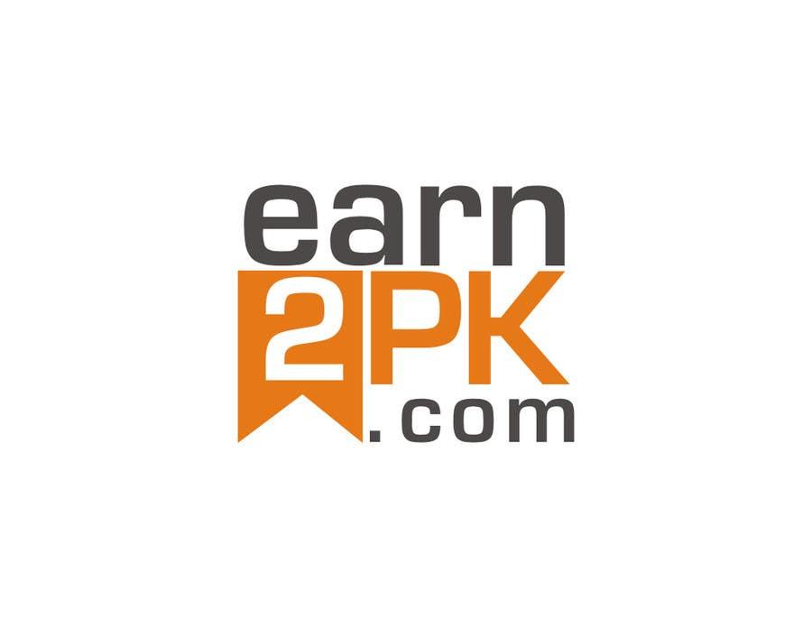 Contest Entry #                                        6                                      for                                         Design a Logo for Earn2pk.com
