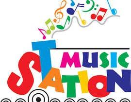 #162 for 【 Logo Design 】 musical symbol af reddmac