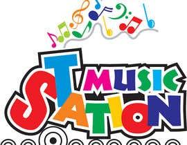 #163 for 【 Logo Design 】 musical symbol af reddmac