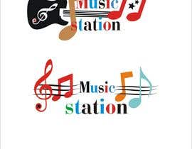 #181 for 【 Logo Design 】 musical symbol af Sahaani99