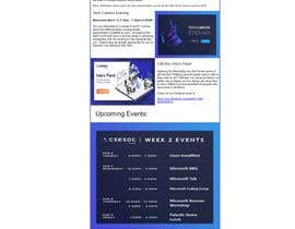 #15 for Code up an HTML Email Template by alishahbaz77