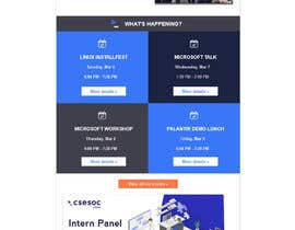 #2 для Code up an HTML Email Template от silvia709