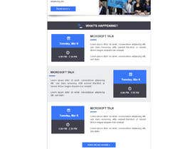 #6 для Code up an HTML Email Template от silvia709