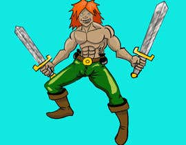 #8 para Cover Image for a small Android RPG game por Dukesy22