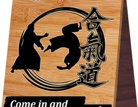 #42 cho Design a Sandwich Board Welcome Sign for an Aikido Dojo bởi hankqt