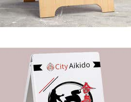 #81 cho Design a Sandwich Board Welcome Sign for an Aikido Dojo bởi Mukul703