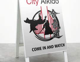 #37 cho Design a Sandwich Board Welcome Sign for an Aikido Dojo bởi EVINR