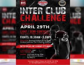Sukhvinder19 tarafından Interclub Challenge flyer için no 18