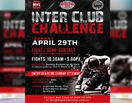 Sukhvinder19 tarafından Interclub Challenge flyer için no 19