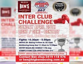 ranamdshohel393 tarafından Interclub Challenge flyer için no 13