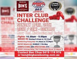 ranamdshohel393 tarafından Interclub Challenge flyer için no 20