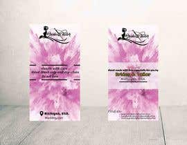 #16 para Designing a label and dress tag for my customized wedding dresses. por Mongyu