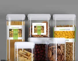 #14 for PACKAGING DESIGN for food storage container set - GUARANTEED/SEALED by lookandfeel2016