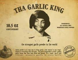 #17 untuk Tha Garlic King oleh agustinscalisi