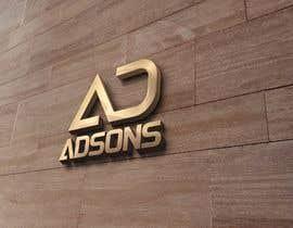 #41 для 3d design logo and name for my company ADSON от shuvashishstu