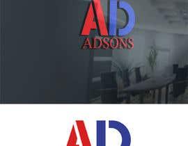 #40 для 3d design logo and name for my company ADSON от mahinderpal1997