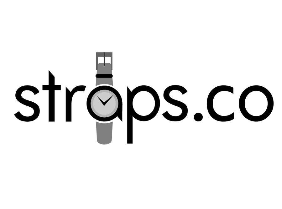 #550 for Logo Design for Straps.co by SunnyR111