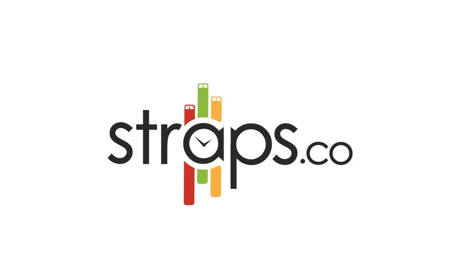 #639 for Logo Design for Straps.co by soniadhariwal