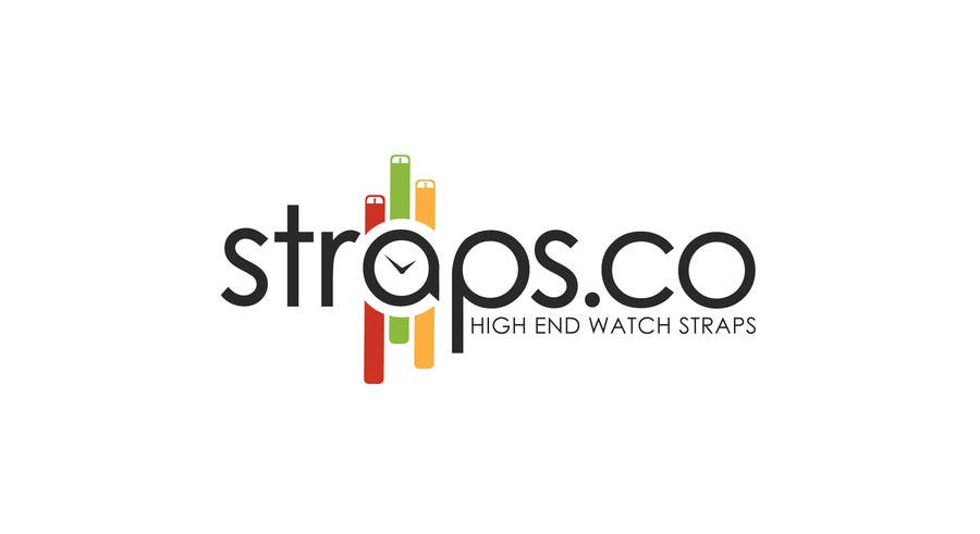 #514 for Logo Design for Straps.co by soniadhariwal